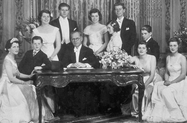 Famille Kennedy 2